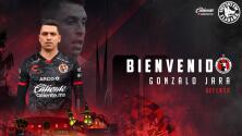 Xolos ficha al veterano defensor central Gonzalo Jara