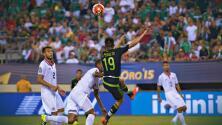 ¿Penal o clavado? Así fue el polémico último triunfo de México contra Costa Rica