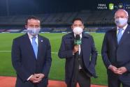 """Mikel Arriola presente en la Final: """"Creo que 2do semestre de 2021 regresará la afición"""""""