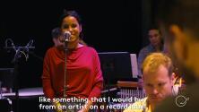 Danay Suárez, la rapera que se atreve con el jazz