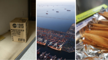 ¿Tamales y regalos en riesgo? Hasta qué punto la crisis en los puertos de Los Ángeles y Long Beach podrían afectar las fiestas