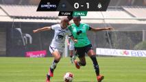 Trifulca, protesta y un penal no marcado en Santos 1-0 Pumas Femenil