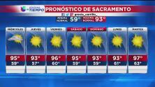 Incendios provocan mala calidad del aire en California