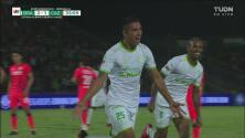 ¡Ya le dieron la vuelta! Velázquez marca el 2-1 de FC Juárez