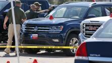 Autoridades revelan que el autor del tiroteo en Texas llamó al 911 y al FBI antes de la masacre