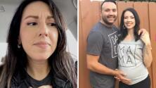 """""""Una noticia muy dura"""": sobreviviente de cáncer feliz por su primer embarazo recibe un triste anuncio"""