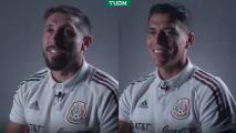 Moreno y Herrera tunden a Tecatito y lo 'exhiben'