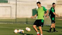 Andrés Guardado analizó su adiós al Betis ante el Real Madrid