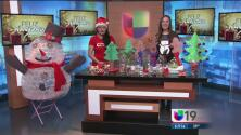 Ideas para regalos de Navidad con materiales reciclados