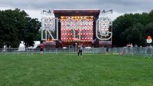 Central Park se prepara para recibir a más de 60 mil personas en el último concierto del verano
