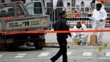 Así está el vecindario donde se produjo el ataque de Nueva York un día después del atentado