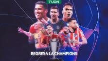 ¡La Chaaaaaampions! Vuelve el mejor torneo de clubes