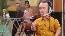 'Carlitos' contó lo que hubo detrás de la 'silla inquieta' de Lupita Valero en NBL