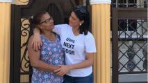 """Francisca Lachapel cumple la promesa de una casa de ensueño para su mamá, que ya no vive en """"condiciones críticas"""""""