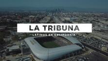 La Tribuna: Los hinchas latinos de California que levantan la temperatura en las gradas