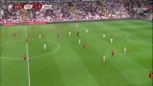 Turquía puso el 2-0... Yacizi encamina triunfo sobre Montenegro