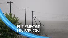 Los estragos de Nicholas aún se sienten en Galveston: miles de hogares siguen sin electricidad