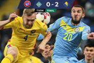 Resumen | Bosnia-Herzegovina vence a Kazajistán y espera un milagro