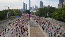 """""""Tiene un significado muy grande para los deportistas"""": así se vivió la edición 43 del Maratón de Chicago"""