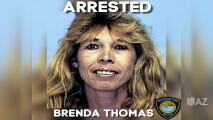 Arrestan a mujer que le disparó a un oficial en la mano