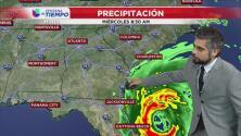 Activan alerta por lluvias intensas en Georgia