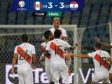 ¡Partidazo! Perú avanzó en Copa América tras derrotar por penales a Paraguay