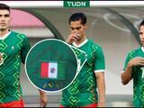 Patrocinador de México pone la bandera al revés en el jersey