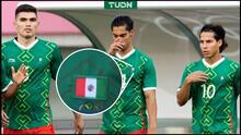 ¡Insólito! Ponen bandera de México al revés en debut olímpico