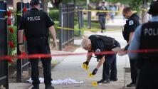 Feriado violento en Chicago: al menos ocho niños fueron baleados durante el fin de semana
