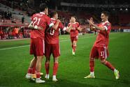 Rusia supera sin dificultad a Malta
