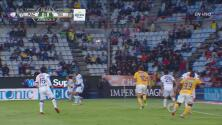 ¡La que se perdió Tigres! Ni Gignac ni Quiñones lograron abrir el marcador
