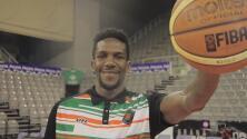 Duane James: Primo de LeBron y el Rey del baloncesto en Granada