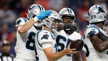 Sam Darnold continúa sorprendiendo y las Panthers se ponen 3-0
