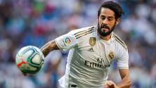 Isco, una nueva baja en el Real Madrid