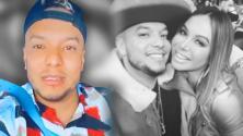 """""""Pido oraciones hacia nuestro matrimonio"""": Lorenzo Méndez manda mensaje sobre su situación con Chiquis (y lo borra)"""