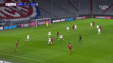 ¡Gol del Bayern Munich! Süle puso el primero sobre el Lokomotiv Moscu