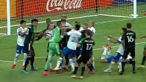 La bronca que Chofis provocó con su gol ante Austin FC