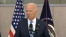 """""""En EEUU, si pierdes, aceptas los resultados"""": Joe Biden llama a preservar el derecho al voto para la democracia estadounidense"""