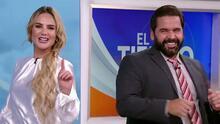 """""""Sonrisa y actitud"""": Albert Martínez recibió lecciones personalizadas de Ximena Córdoba para bailar 'El Weather'"""