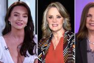 Angelique Boyer, Erika Buenfil y Rosy Ocampo presentaron virtualmente Vencer El Pasado