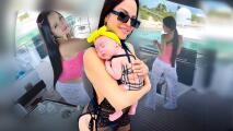 Natti Natasha sorprende con 'twerking' en un lujoso yate con su bebé a poco más de un mes de dar a luz