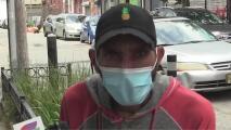 """""""Prefiero vivir en las calles de Kensington que en un refugio"""": el relato de un puertorriqueño en condición de calle"""
