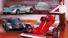 Historia de Pagani Automobili