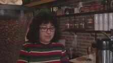 María de los Ángeles Benítez, una joven hija de inmigrantes que fue aceptada y becada en Georgetown