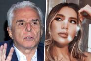 Abogados de Frida Sofía aclaran qué ha pasado con la demanda contra Enrique Guzmán