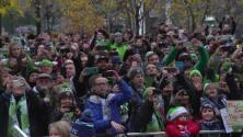 Seattle Sounders recibe un gran homenaje tras la consecución del título en MLS