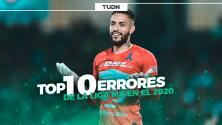¡Los grandes osos de la Liga MX en el 2020!