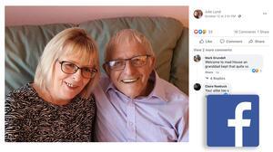Una mujer halla a su padre tras 58 años separados gracias a una foto colocada en un grupo de Facebook