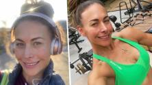 """""""Qué impresión"""": Vanessa Guzmán sorprende con su musculosa figura al ganar certamen de fisicoculturismo"""