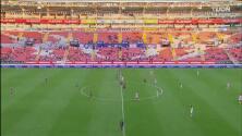 Resumen del partido Necaxa vs Puebla